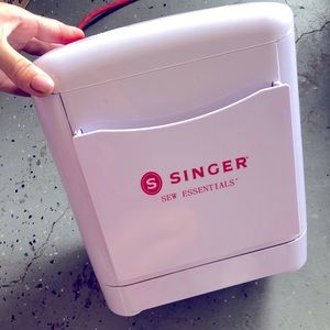 Box Singer for sew accessories